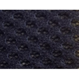 Сетка обувная на поролоне (черный) (метр )
