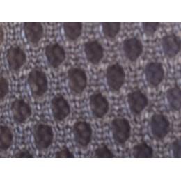 Сетка обувная на поролоне (темно-серый) (метр )