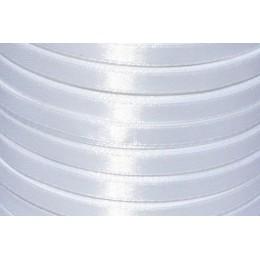 Тесьма атласна 10мм (36ярд) белая (12 штук)