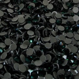 Стразы клеевые (камешки) DMC ss20 emerald (1440 штук)