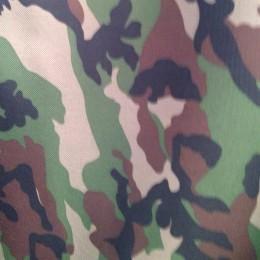 Ткань сумочная 600Д PVC пиксель Украина (метр )