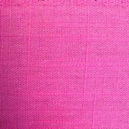 Ткань лен малина (метр )