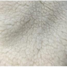 Искусственный мех ПШ барашек белый (метр )