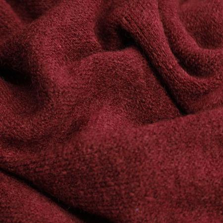 Ткань трикотаж ангора софт пудра (метр )