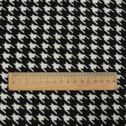 Ткань трикотаж ангора арктика молоко (метр )