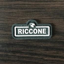 Этикетка силиконовая (изготовление) Riccone 3см х 1,5см (Штука)