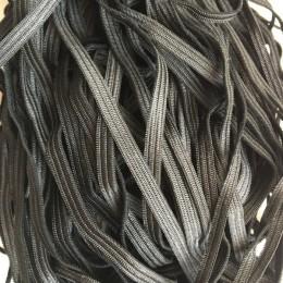 Резинка 5мм черная (40 метров)