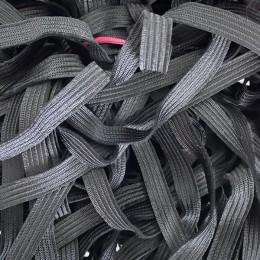 Резинка 7мм черная (40 метров)