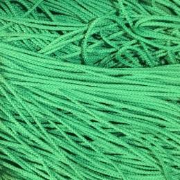 Шнур круглый 2мм зеленый (100 метров)