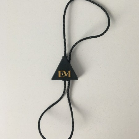 Крепеж пломба для этикеток 18ммх18мм EM заказная (1000 штук)