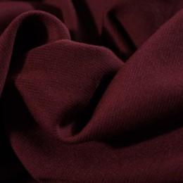 Ткань трикотаж французский бордовый (метр )