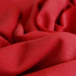 Ткань трикотаж французский красный (метр )