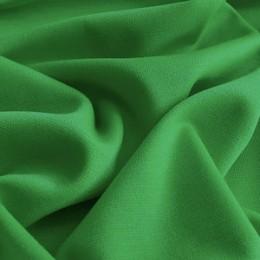 Ткань трикотаж французский зеленый (метр )