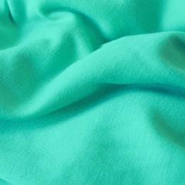 Ткань трикотаж французский ментоловый (метр )