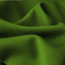 Ткань трикотаж французский оливковый (метр )