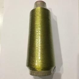 Нитки люрекс 100 гр золото (Штука)