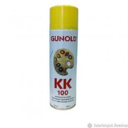 Клей временной фиксации КК 100 Gunold (Штука)