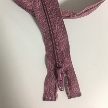 Молния нейлон пластмасса 70см №5 276 розовый (Штука)