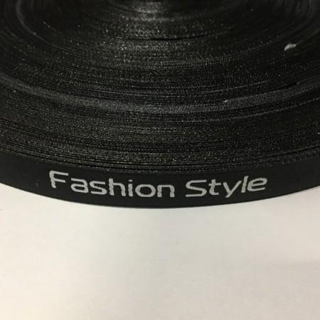 Этикетка жаккардовая вышитая Fashion Style 10мм (100 метров)