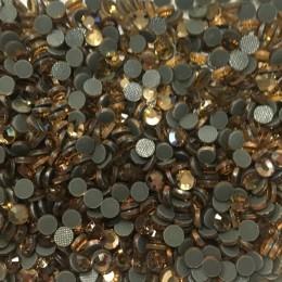 Стразы клеевые (камешки) DMC ss16 lt colorado topaz (1440 штук)