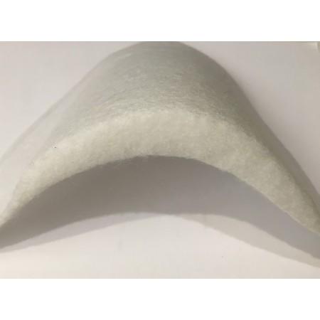 Плечевые накладки, подплечники прямые А2 (20х150х160мм) (пара)