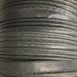 Кант атласный серебро (72 ярда)