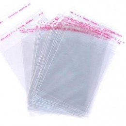 Пакет для одежды с клеевым клапаном 35х45см (100 штук)