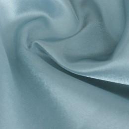 Ткань креп-сатин голубой (метр )
