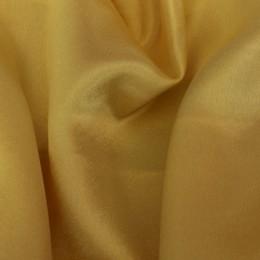Ткань креп-сатин золотистый (метр )