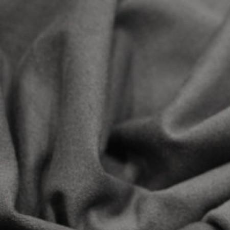 Ткань замша стрейч серый (метр )