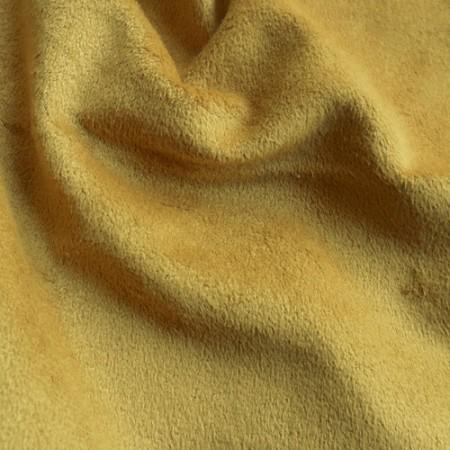 Ткань замша на дайвинге бежевая (метр )