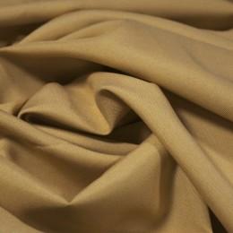 Ткань габардин бежевый (метр )