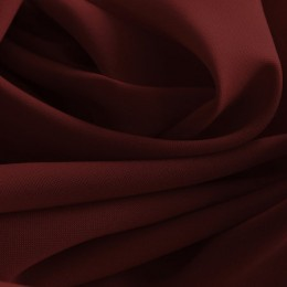 Ткань габардин бордовый (метр )