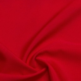 Ткань габардин красный (метр )
