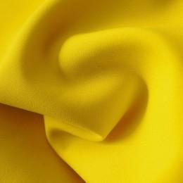 Ткань габардин желтый (метр )