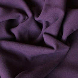 Ткань кашемир баклажан (метр )