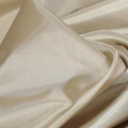 Ткань подкладочная нейлон бежевая  (метр )