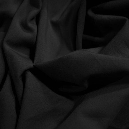 Ткань бенгалин черный (метр )