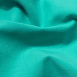 Ткань бенгалин бирюзовый 1 (метр )