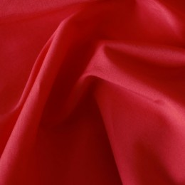 Ткань рубашечная стрейч красная (метр )