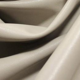 Ткань исскуственная стрейч кожа бежевая (метр )