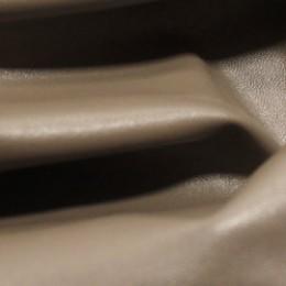 Ткань исскуственная стрейч кожа кофе с молоком (метр )