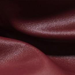 Ткань исскуственная стрейч кожа бордовая (метр )