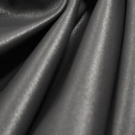 Ткань исскуственная стрейч кожа серая (метр )