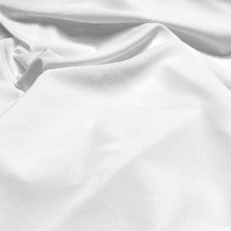 Ткань супер-софт белый  (метр )