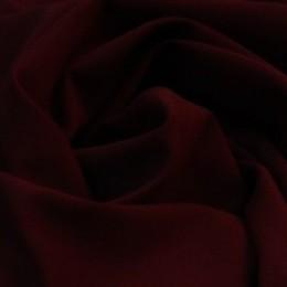 Ткань креп-шифон бордовый (метр )
