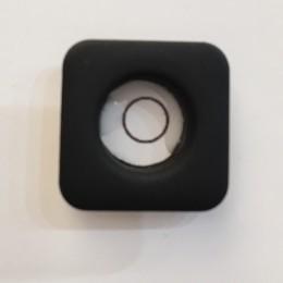 Люверс квадрат 14мм №28 нержавейка черный (1000 штук)