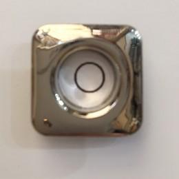 Люверс квадрат 14мм №28 нержавейка никель (1000 штук)
