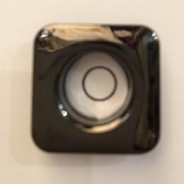 Люверс квадрат 14мм №28 нержавейка темный никель (1000 штук)