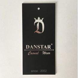 Этикетка картонная 5х110см Danstar Casual Wear заказная (Штука)
